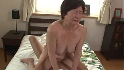 blowjob  gilf  granny  japanese