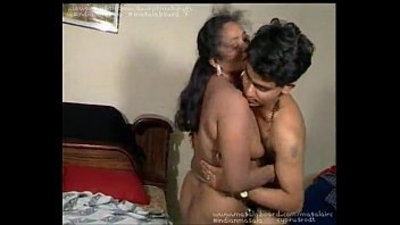 aunty  boss  desi  old man