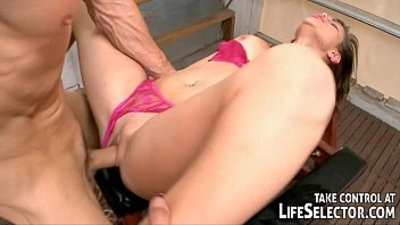 3some  anal  big boobs  blonde