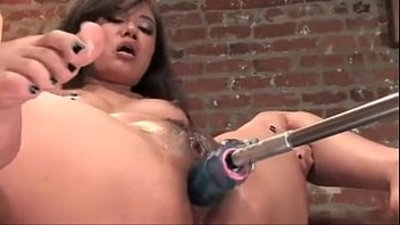 anal  big boobs  brunette  dildo