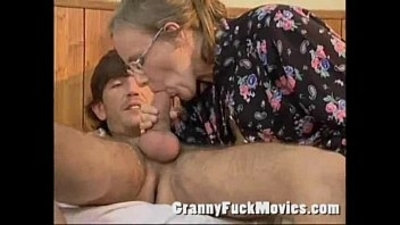 blowjob  gilf  granny  mature