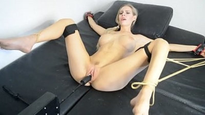 bdsm  blonde  bondage  hardcore