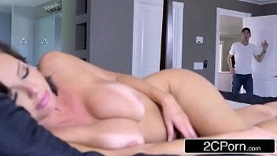 balls  big boobs  big cock  blowjob