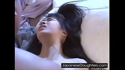 asian  daddy  first time  girl