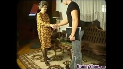 gay  gilf  granny  hairy
