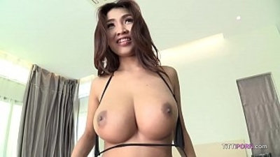asian  busty  creampie  massage